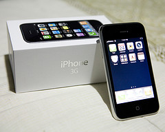 Apple iPhone 3G 16gb Black or White