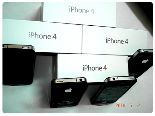 Brand New Apple Iphone 4G 32GB