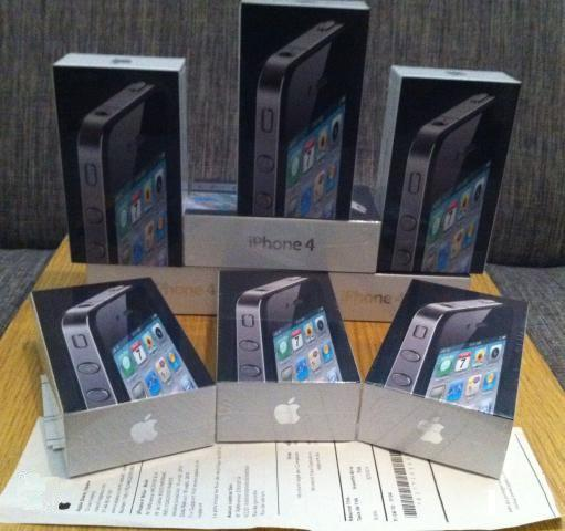 Apple iPhone 4G HD 32GB/16GB Unlocked