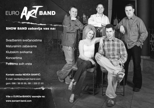 Band za svadbu EUROart BAND