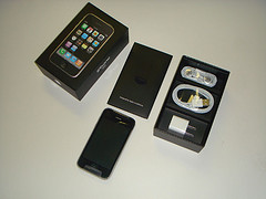 Novo Apple iPhone 16gb 3G